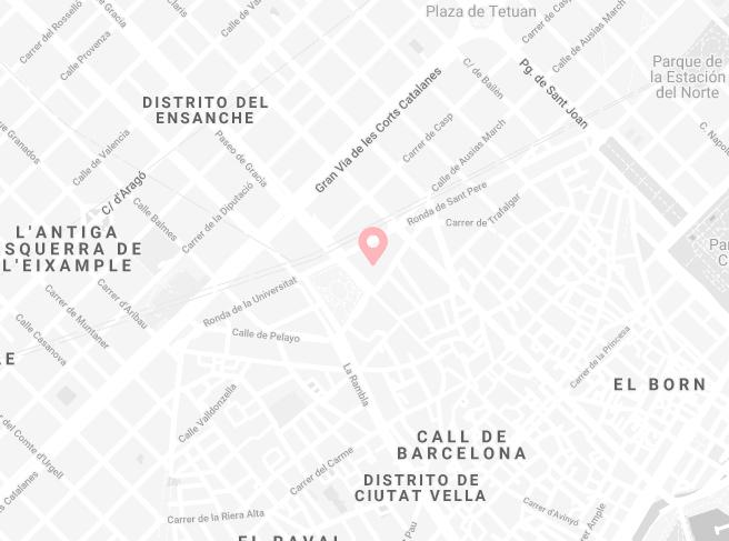Niji El Corte Inglés Plaza Catalunya